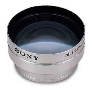 Sony VCL2030S Teleconverter Lens for DCR-DVD 92, 203, 403, 105, 205, 305, 405, 505 & DCR-PC1000 Camcorders by Sony