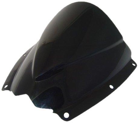 Suzuki Gsxr1000 Smoke Windscreen (Yana Shiki SW-2007DS R Series Dark Smoke Windscreen for Suzuki GSX-R 1000)