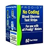 Prodigy Prodigy Pocket Autocode Test Strips, 50 each (Pack of 3) by Prodigy Diabetes Care Llc