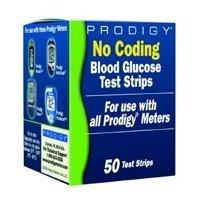 Prodigy Prodigy Pocket Autocode Test Strips, 50 each (Pack of 3) by Prodigy Diabetes Care Llc by PRODIGY DIABETES CARE
