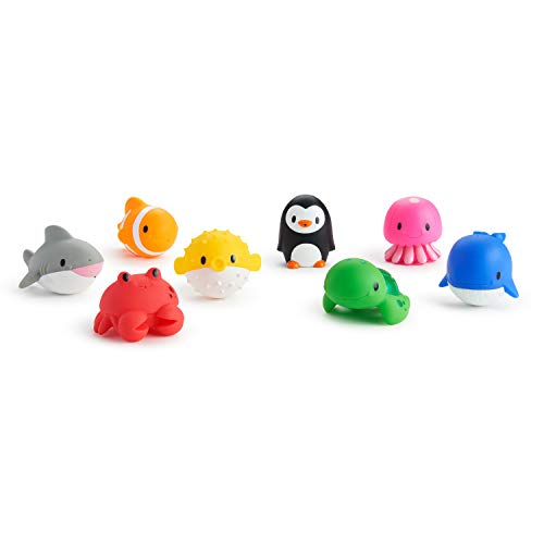 Munchkin Ocean Squirts Bath Toy
