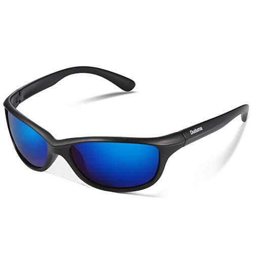 Duduma Polarized Sports Sunglasses for Baseball Running Cycling Fishing Golf Tr541 Durable Frame