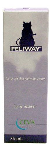 Farnam Feliway Behavior Modification Spray – 75 ml, My Pet Supplies
