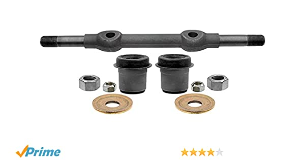 ACDelco 45J0007 Professional Front Lower Suspension Control Arm Shaft Kit with Hardware