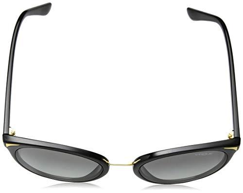 de para 11 Sol Black 54 Negro Mujer Grey VO5230S W44 Vogue Gafas xIwCEUqYX