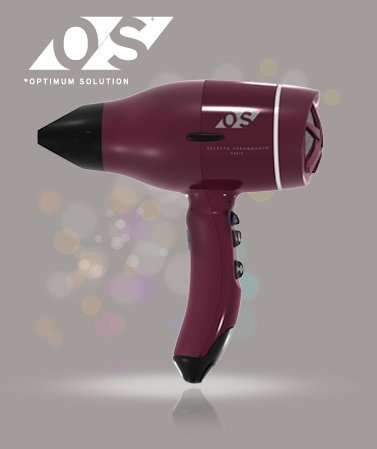 Velecta O S Optimum Solution Blow Dryer in BLACK