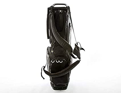 ac8c9c5a298d Image Unavailable. Image not available for. Color  TaylorMade Flextech Black Charcoal  Stand Bag ...