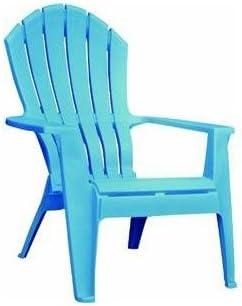 Amazon Com Adams 8371 21 3700 Resin Ergo Adirondack Chair Pool Blue Garden Outdoor