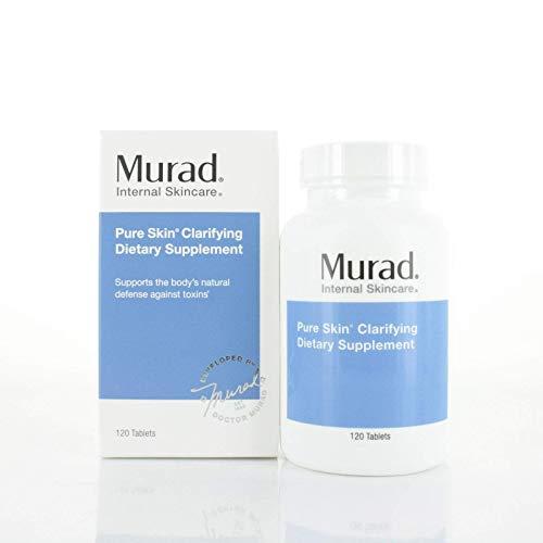 Murad Acne Pure Skin Clarifying Dietary Supplement 120 Counts -