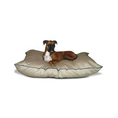 Super Value Dog Bed Fabric: Khaki, Size: Large (35″ X 46″), My Pet Supplies