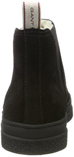 Donna Stivali Black Gant Nero Maria G00 Chelsea xSwWqt6