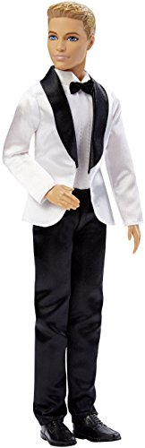 Barbie DHC36 Groom Doll