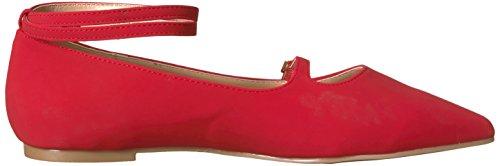 Red Women's Co Brinley Nadia Ballet Flat TZABw