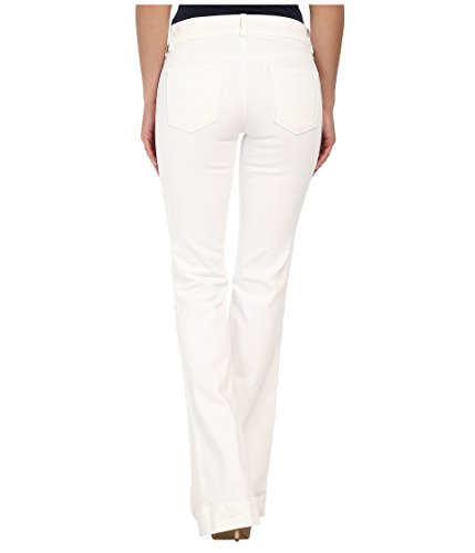 J Brand Women's Love Story Flare Jeans, Blanc, 27 by J Brand Jeans (Image #3)