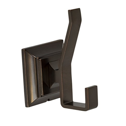 Collection Rubbed Bronze Finish (Leonard Wall Mounted J Style Robe Hook Finish: Oil Rubbed Bronze)