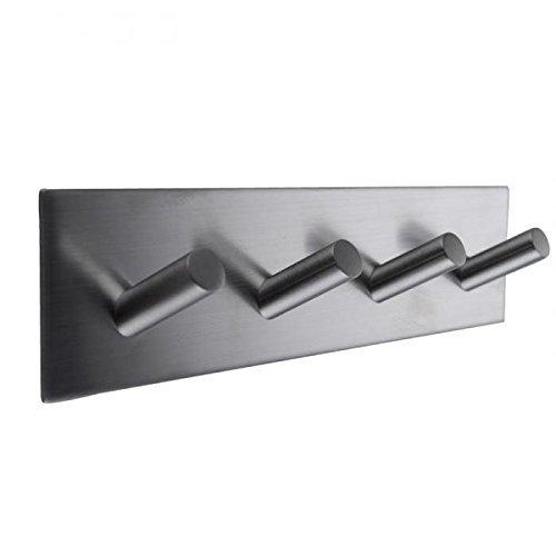 Bosszi 304 Stainless Steel Brushed Finish 3M Self-Adhesive K