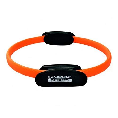 Anel Pilates Plus Liveup Cinza