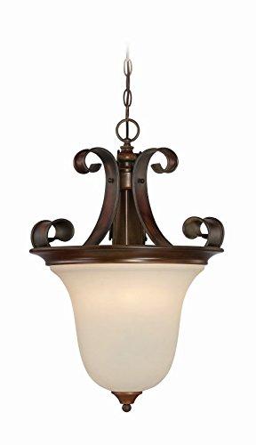 Amazon.com: Craftmade Sevilla 17 inch Amplia 4 luz gran ...