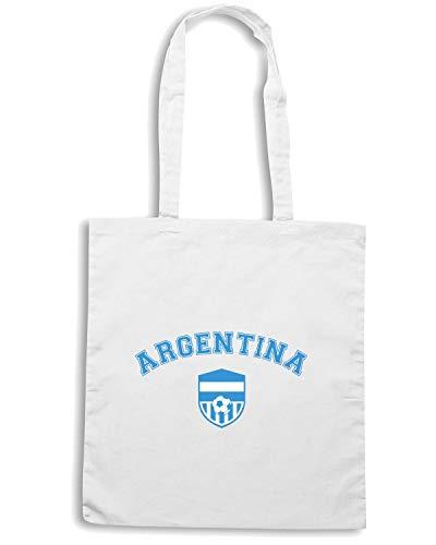 Speed Shirt Borsa Shopper Bianca WC0012 ARGENTINA