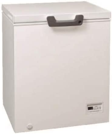 Congelador Horizontal Con Capacidad total 150L Biolaper: Amazon.es: Hogar