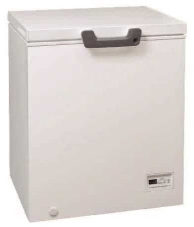 Congelador Horizontal Con Capacidad total 150L Biolaper: Amazon.es ...