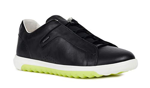 zapatillas sneaker Black Nexside u927ga00085c9999 Geox Zapatillas Cordones Deportivos mínimo Con zapato Zapatos varón transpirable U927ga calzado Hombre ZqwdqC6Ox