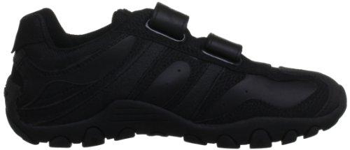 Geox Junior Crush J7328M05043C9999 - Zapatos para niño Schwarz (BLACKC9999)