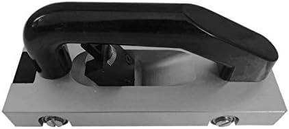 Gaetooely U-Type Blade Wheeled Vinyl Groover Floor Grooving Slotting Pull Hand Flooring Tool Slotter PVC Vinyl Welding Plastic Welding Kit