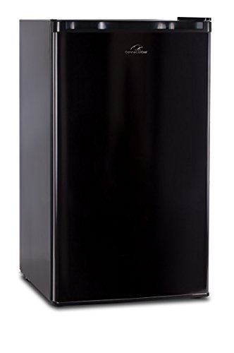 Commercial Cool CCR32B Westinghouse Refrigerator/Freezer, 3.2-Cubic Feet, Black (Bar Fridge Coke compare prices)