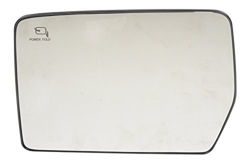 Dorman 56108 Driver Side Plastic Backed Heated/Auto-Dim Mirror Glass