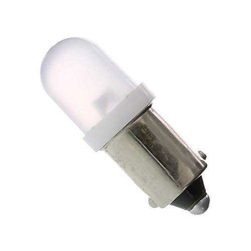 (36-130V Miniature Bayonet LED Equivalent Miniature Light Bulb (5-Pack))
