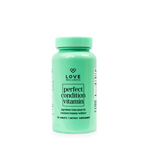 Love Wellness Perfect Condition - Vaginal Health - Reduce Inflammation & Yeast