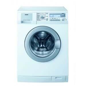 AEG L16950A3 lavadora - Lavadora-secadora (Frente, Independiente, Color blanco, 6 kg, 1600 RPM, A)