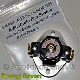 Earth Stove ENERGY SAVER Low Limit Disc Switch repl. #11565 F110