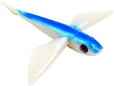 "Mahi Tuna, 8/"" flying fish Offshore Saltwater trolling lure"