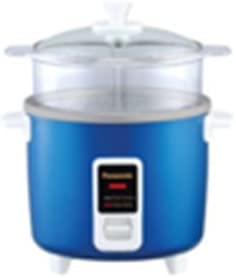 PANASONIC SR-W10FGE Automatic Rice Cooker Steamer – Color BLUE