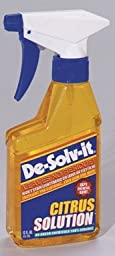 Desolv It Citrus Solution 12.6 oz - pack of 6