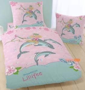 Cti Prinzessin Lillifee Bettwäsche Delfin Amazonde Spielzeug