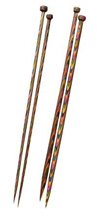 Knit Picks Options Harmony Wood Straight Knitting Needles - Sz US 8 (5.00mm) 10 Inch