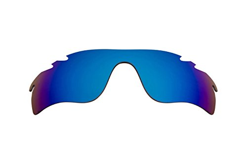 Best SEEK OPTICS Replacement Lenses Oakley VENTED RADARLOCK PATH - Polarized Blue - Radarlock Polarized