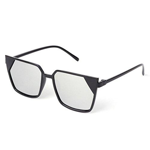 para protección marco Gafas 11 espejo cuadradas 7 JAGENIE de de venta sol UV400 w6gIZ6Sq