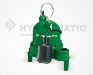 Hydromatic SHEF30M1 Cast Iron Effluent Pump, 20' Power Cord (Manual)