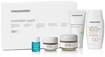 Mesoestetic® - Cosmelan - Pack de tratamiento, 5 productos