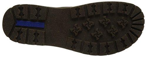 Birkenstock Timmins, Zapatos de Vestir para Hombre Marrón (Dark Brown)