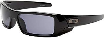 Oakley Gascan Polished Black Sunglasses