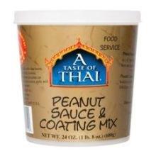 A Taste of Thai Peanut Sauce Mix, 24 Ounce -- 3 per case.