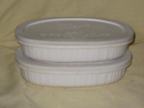 White 15 Oz Oval Dish - 9