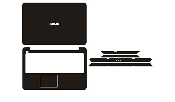 e9daba0fa12e Amazon.com : Special Laptop Black carbon fiber Vinyl Skin Stickers ...