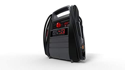 Schumacher DSR115 DSR ProSeries 12V/24V 4400 Peak Amp Jump Starter