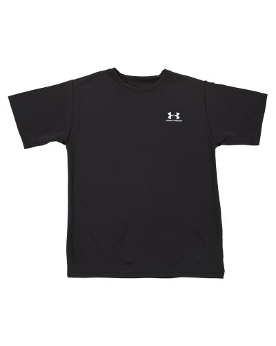Underarmour Loosegear Short Sleeve Big Kids Style - Mens Shoes Under Armour Underwear
